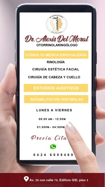Contacto - Centro De Otorrinolaringologia De Maracaibo  C.a