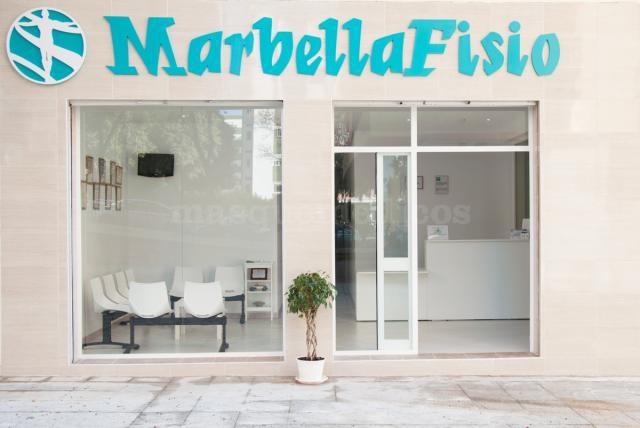 Entrada - Marbellafisio