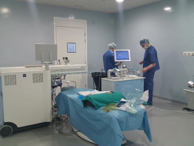 Las instalaciones - Clínica Vistalaser Marbella