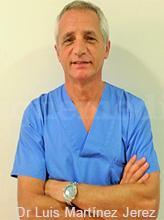 Dr. Luis Martínez Jerez - CQM L'Hospital Privat de Mataró