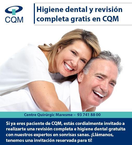 - CQM L'Hospital Privat de Mataró