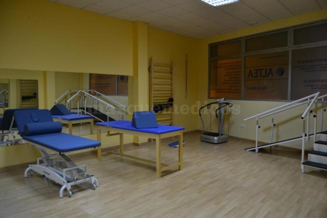 Sala de tratamiento - Centro de Fisioterapia Nueva Altea