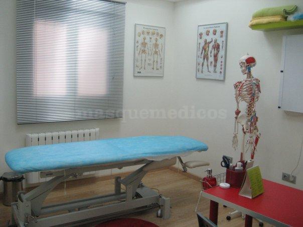 Sala de Tratamiento - Centro de Osteopatía Bone & Muscle