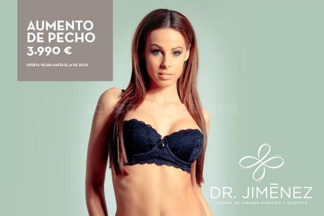 Aumento de pecho - Dr. José María Jiménez Rodríguez