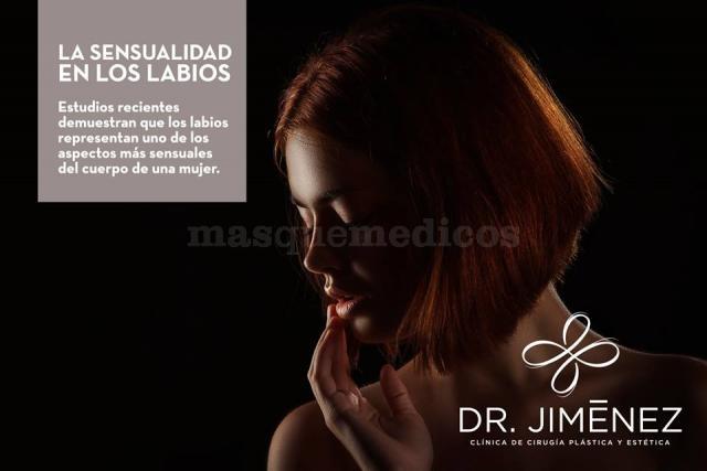 Sensualidad en los labios - Dr. José María Jiménez Rodríguez