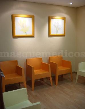 Sala de Espera - Clínica de Ortodoncia Dr. Abad
