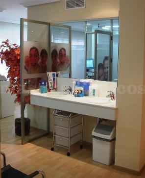 Zona de Higiene - Clínica de Ortodoncia Dr. Abad
