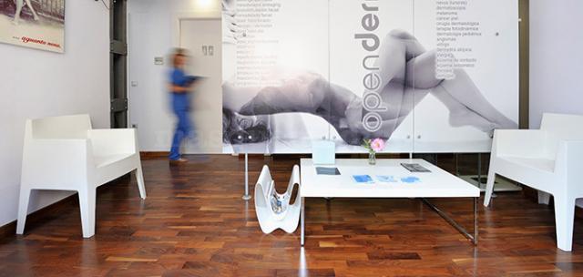 Sala de espera - Openderma