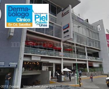 Excelente ubicación del Dermatólogo Satélite - Dermatólogo Satélite