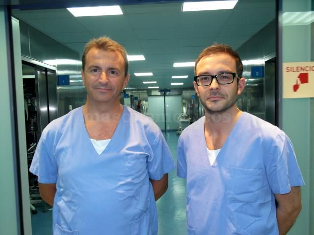Equipo Cirujanos - Mariano Rovira de Alós