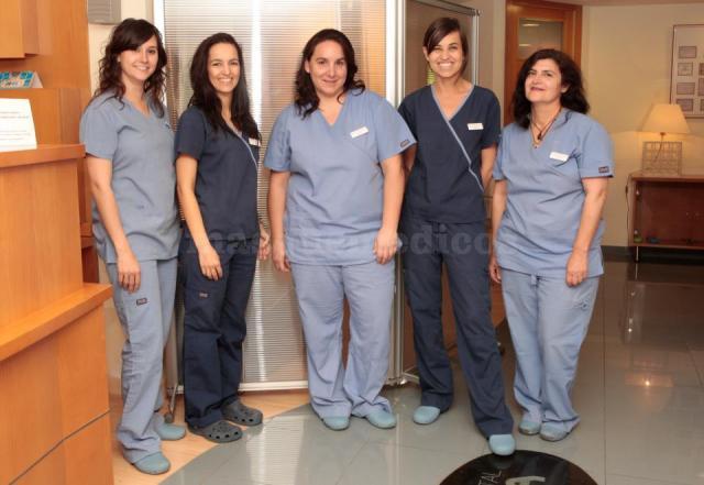 Equipo de trabajo - Clínica Dental Alba