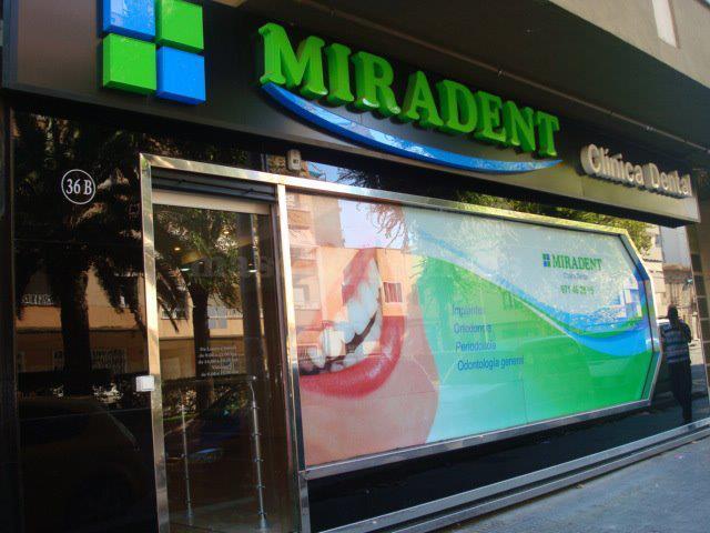 La clínica - Clínica Dental Miradent