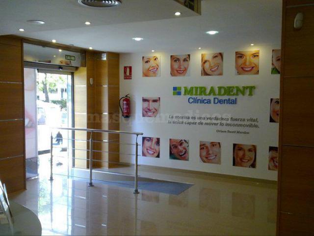 Instalaciones - Clínica Dental Miradent