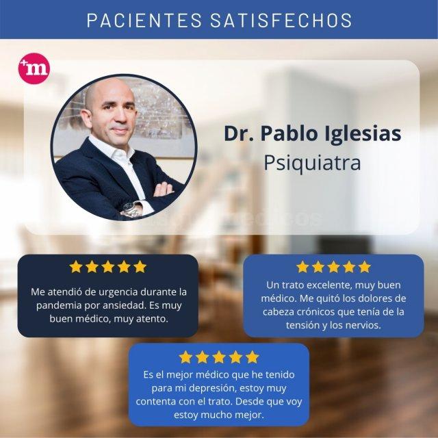 - Dr. Pablo Iglesias