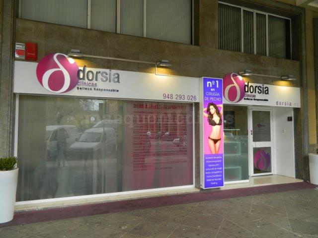 Clínica Dorsia Pamplona - Clínica Dorsia Pamplona