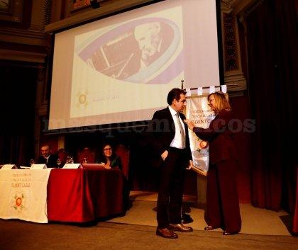 Medalla al Mérito Sanitario - Doctor José Ángel Lozano Orella