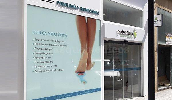 - Clínica Podoactiva Pamplona
