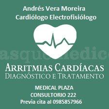 ANDRES VERA-CARDIOLOGO - Andrés Vera Moreira