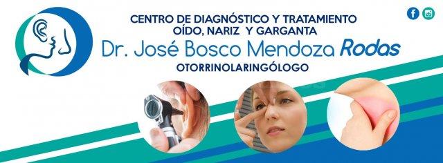 - Dr. José Bosco Mendoza Rodas