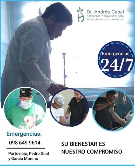 - Dr. Andrés Cabal Álvarez
