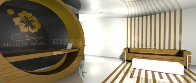 Sala de espera - Campa Medicina Estética