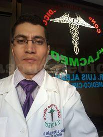 Dr. Luis Albán - Dr. Luis Albán