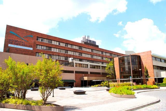 HOSPITAL DE LOS VALLES, CUMBAYA - Verónica Espinosa