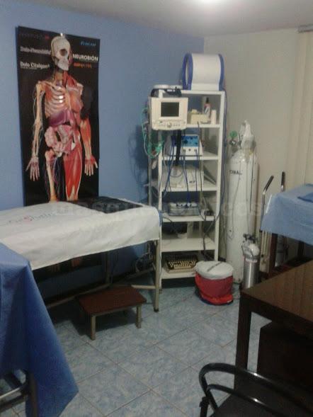 Gabinete - Centro Médico Integral Traumatología y Ortopedia