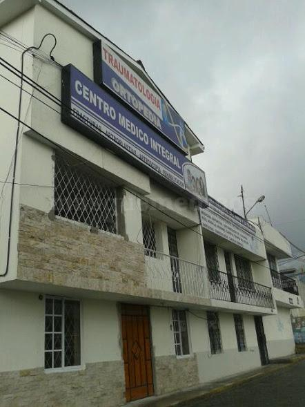 Centro Médico Integral Traumatología y Ortopedia