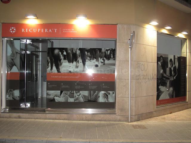 El Centro - Recupera´t - Centre de Fisioteràpia a Reus
