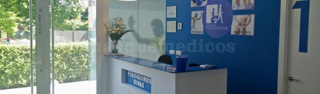 Recepción - Fisioquiros Rivas