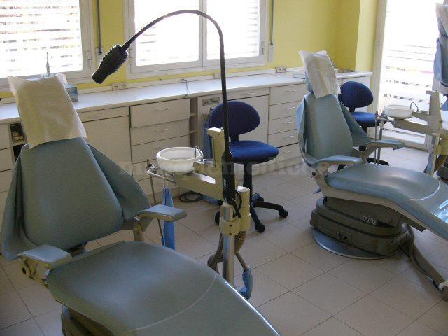 Gabinete 3. Ortodoncia - Clínica Dental Esteban