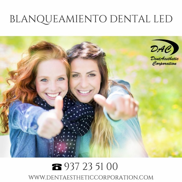 Blanqueamiento dental en Sabadell. Dentaesthetic Corporation - Dentaesthetic Corporation