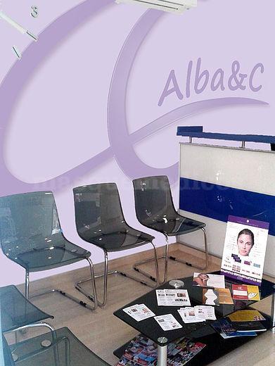 Sala de espera - Clínica Flebología y Medicina Estética Alba&C