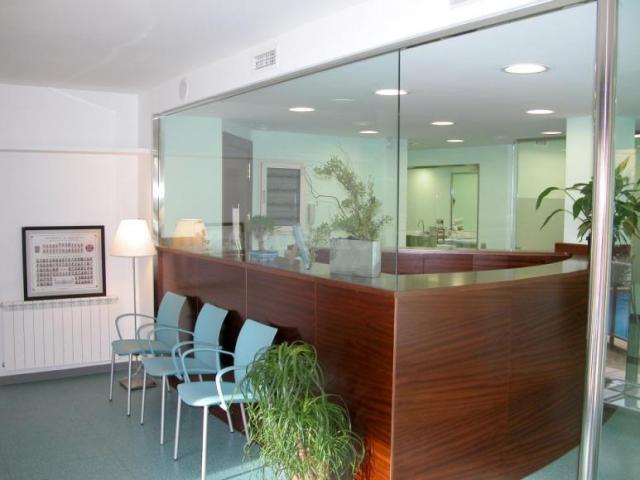 Recepción - Clínica Dental Dra María Jaume