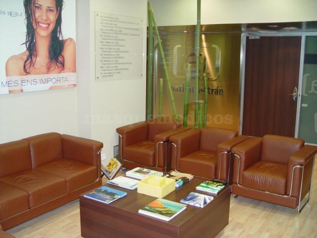 Sala de espera - Institut Joan Autrán