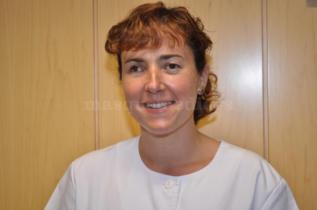 Dra. Silvia García Berroy - Directora médica Nº C.O.E.C 2983