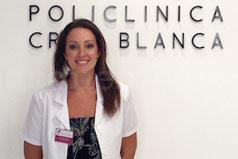 Dra. Nuria Pérez - Policlínica Cruz Blanca