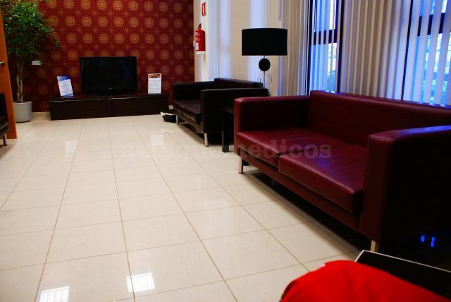 sala de espera - Matilde Gómez Frieiro