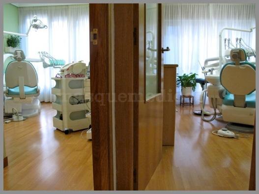 Gabinetes - Clínica Dental Garmilla Ezquerra