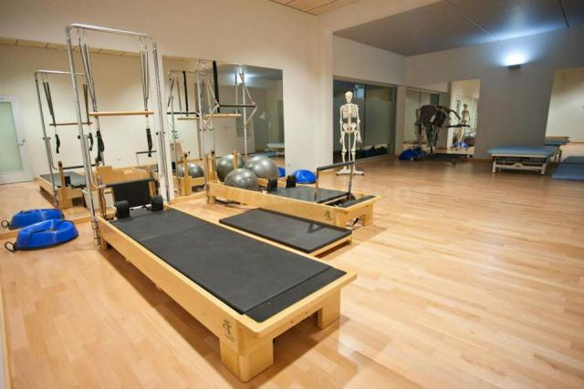 Sala de fisioterapia - Awasan