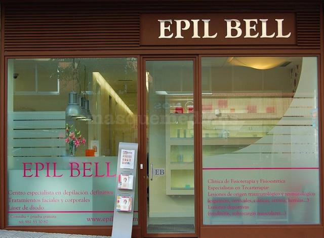 La clínica - Epilbell Fisioterapia Santiago de Compostela