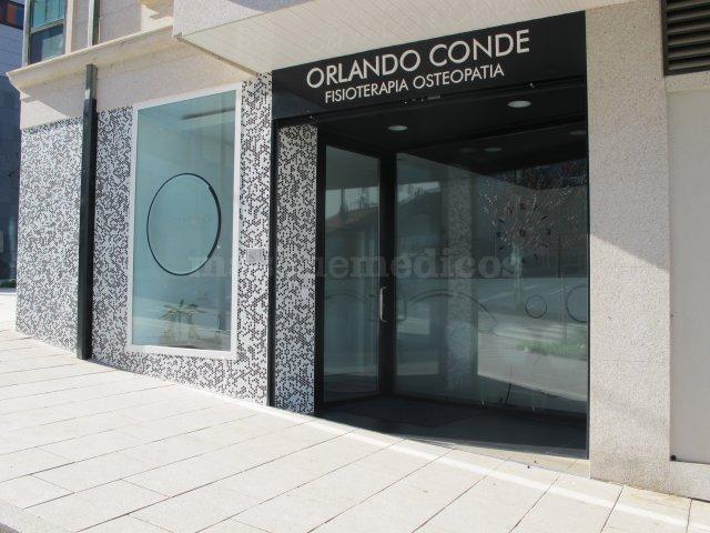 Fachada de la clínica Orlando Conde - Orlando Conde