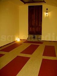 Sala de yoga - El Árbol Blanco