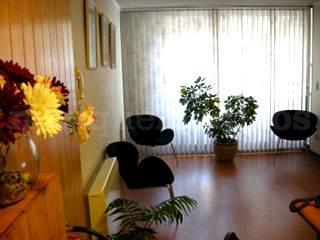Sala de espera - Clínica Odontológica Agustinas