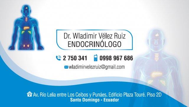 - Dr. Wladimir Vélez Ruiz