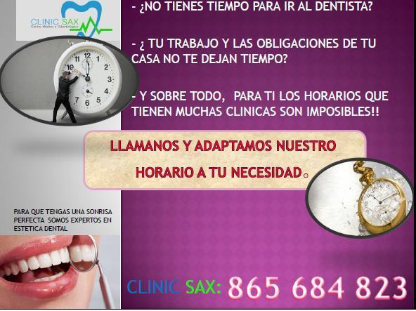 A - Clinic Sax - Centro Médico y Dental