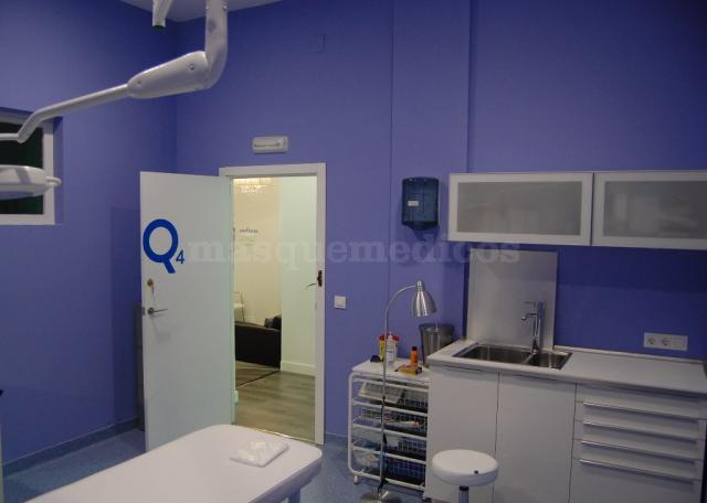 Gabinete - Aurea Clinic