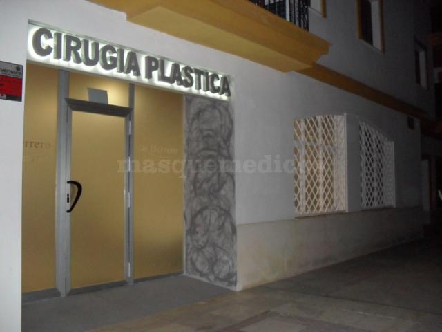 Entrada - Dr. Manuel Jesús Herrero Salado