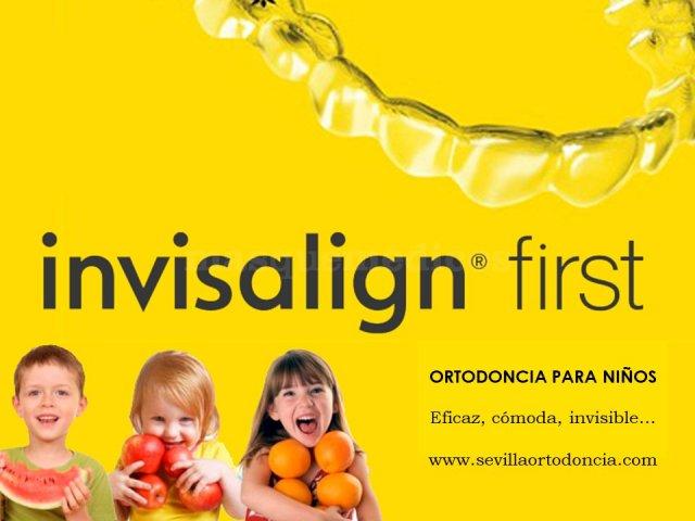 INVISALIGN First (ORTODONCIA INVISIBLE para NIÑOS) - Clínica de Ortodoncia Pilar Martín Balbuena
